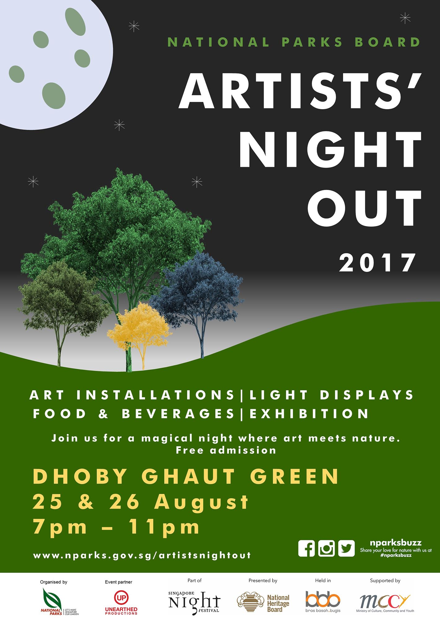 Artists_Night Out 2017